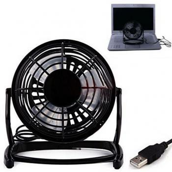 New USB Cooler Fan Computer N Laptop