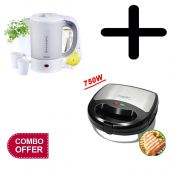 Sonifer Breakfast Delite Combo Kit Set of 2 Travel