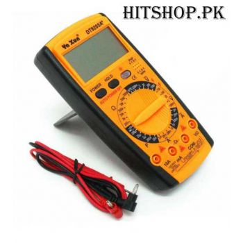 DT9205A Self Healing Protective Digital Multimeter