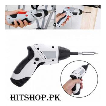 Cordless Screwdriver Electric Drill