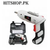 Electric Cordless 4.8V Dril 45 Pcs Screwdriver And