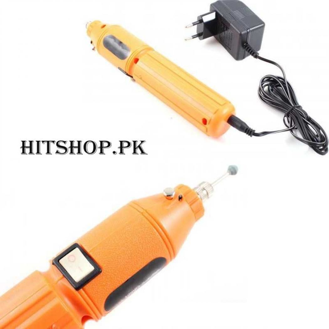 3.6V Mini Grinder Set With 60 Pcs Accessories