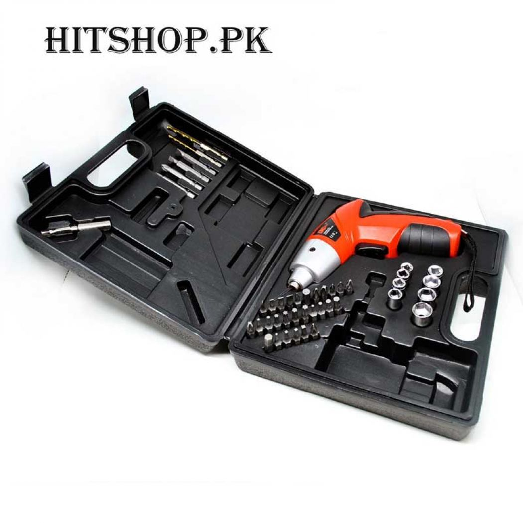 4.8V 45 Pcs Multi-Function Electric Screwdriver Se