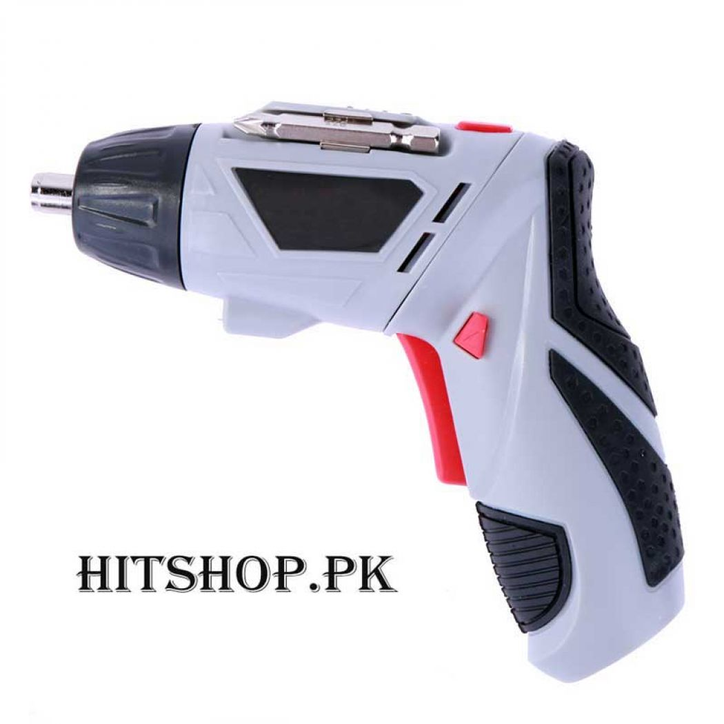 4.8V Rechargeable Electric Cordless Screwdriver Dr