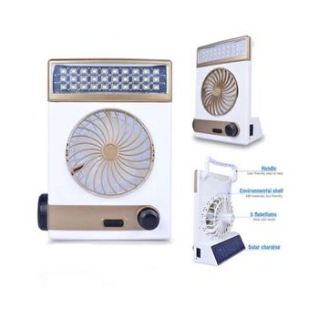 2-In-1 Solar Energy Fan