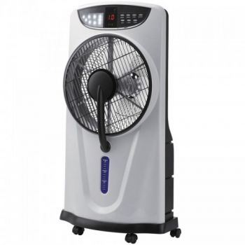Rechargeable Mist Fan Lever MB-786