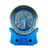 2 in 1 Rechargeable Fan with Led Light