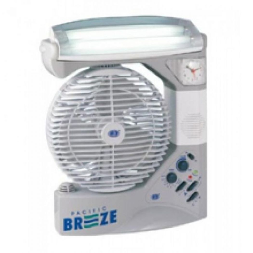 Breze Rechargeable Fan