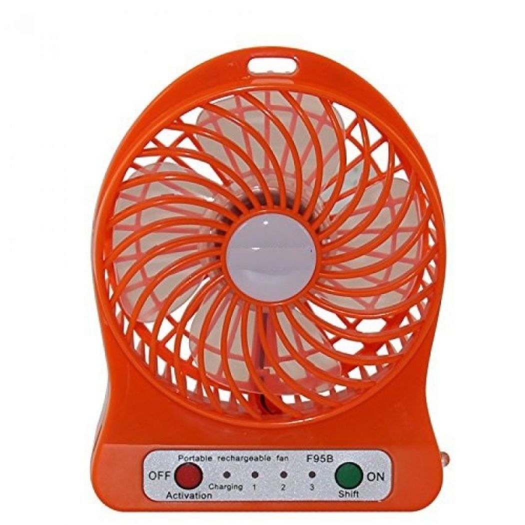 F95B Portable Rechargeable Fan