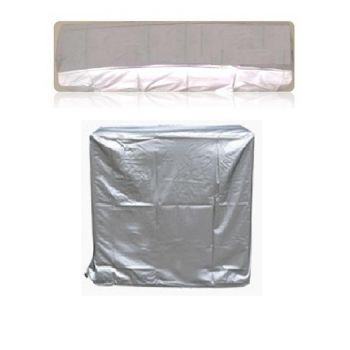 Air Conditioner AC Dust Cover For 1-5 Ton - Indoor