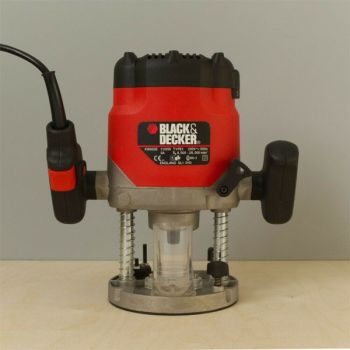 Black And Decker Corded Electric Router KW850E 110