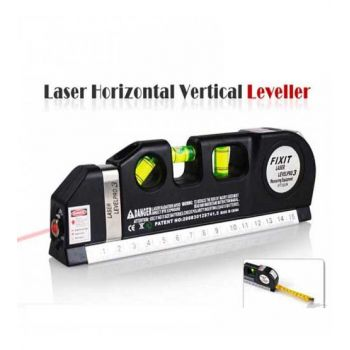 Laser Level Pro 3 With Tape Measure