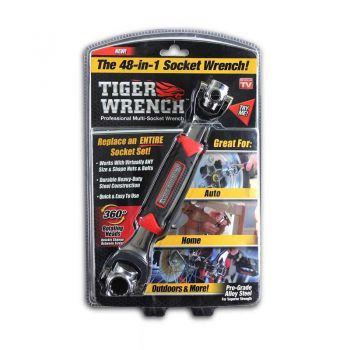 Tiger Universal Wrench 48in1 Socket
