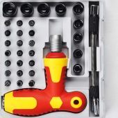 33 in 1 Automatic Screwdriver Set