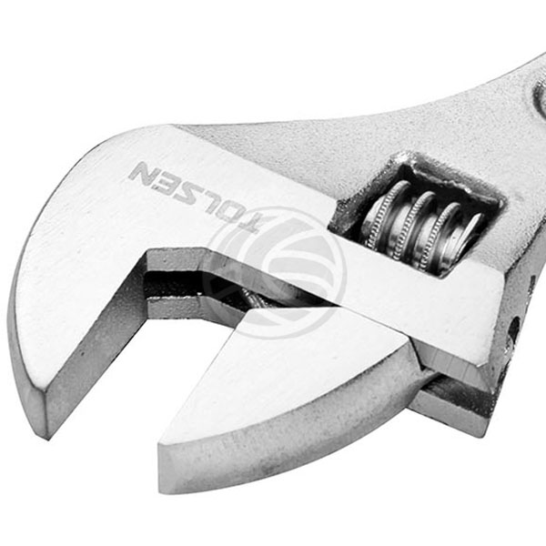 Tolsen Adjustable Wrench 150mm