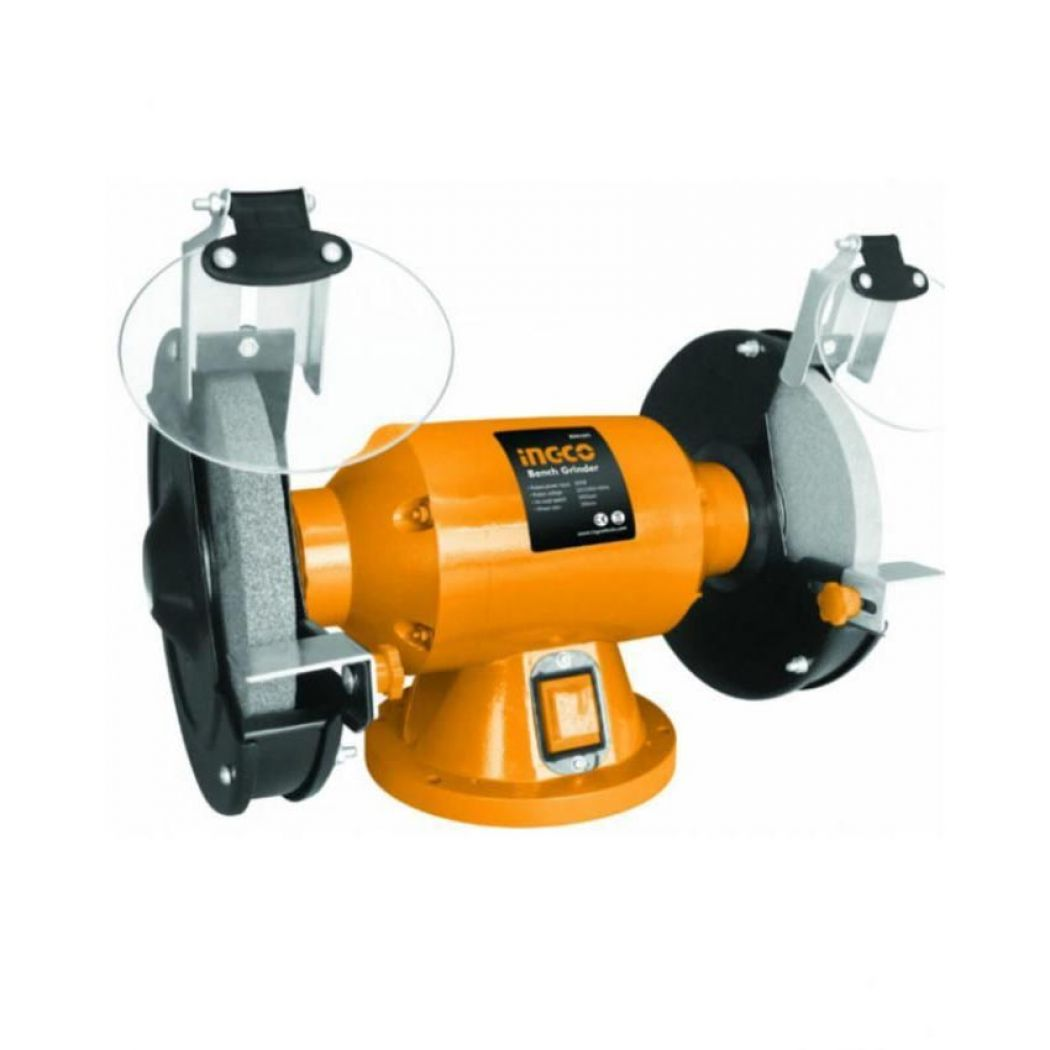 Bench Grinder - 350w - Yellow