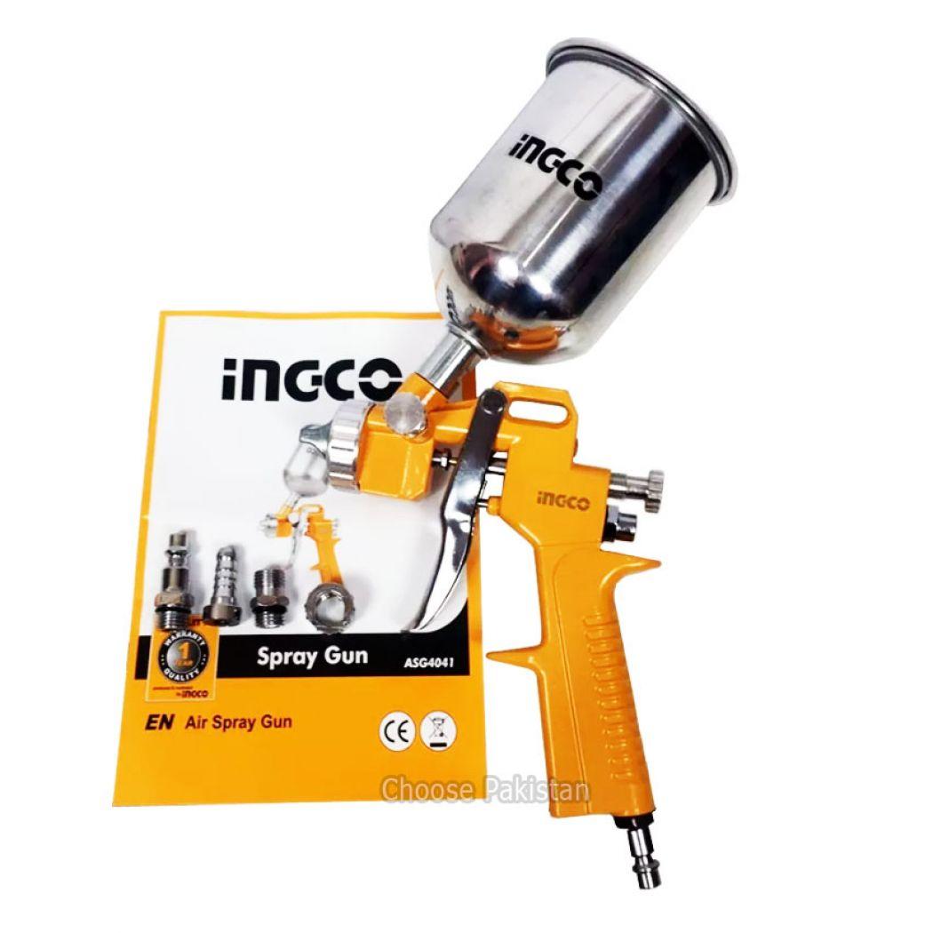 ingco professional air spray paint gun automotive. Black Bedroom Furniture Sets. Home Design Ideas
