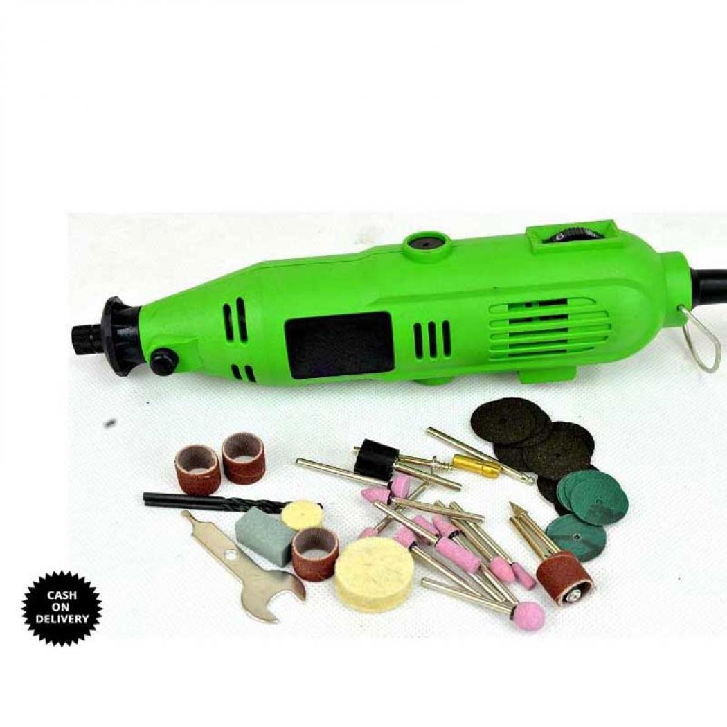 WIDO Rotary Tool 135w High Speed Mini Grinder Set
