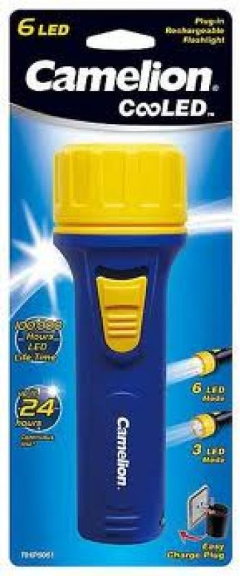 Camelion Rechargeable Torch RHP-6061
