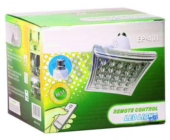 Remote Control 25 LED Saving Light