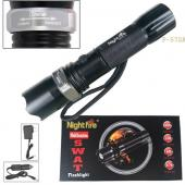 Heavy Duty Multifunction Swat Flashlight