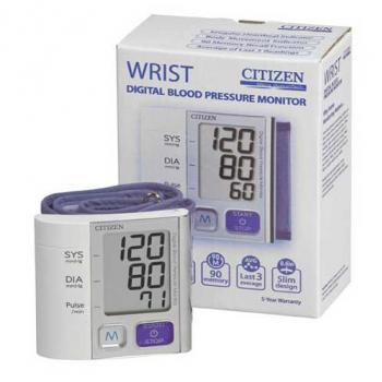 Citizen Wrist Full Automatic Bp Monitor CH 650