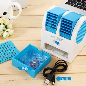 Mini UsB Air Conditioner and Fragrance