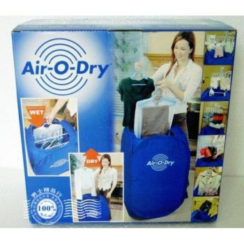 AIR O DRY Portable Cloth Dryer