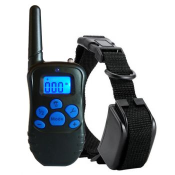 Dog Training Wireless Remote Collar Belt