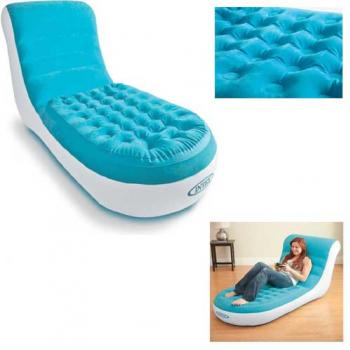 Intex Splash Lounge Inflatable Pool