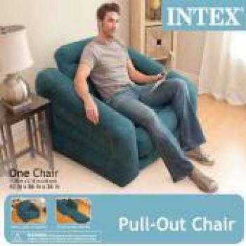 Intex Pull Out Inflatable Sofa cum Chair