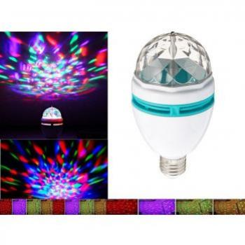 3 Colors LED Full Color Rotating La