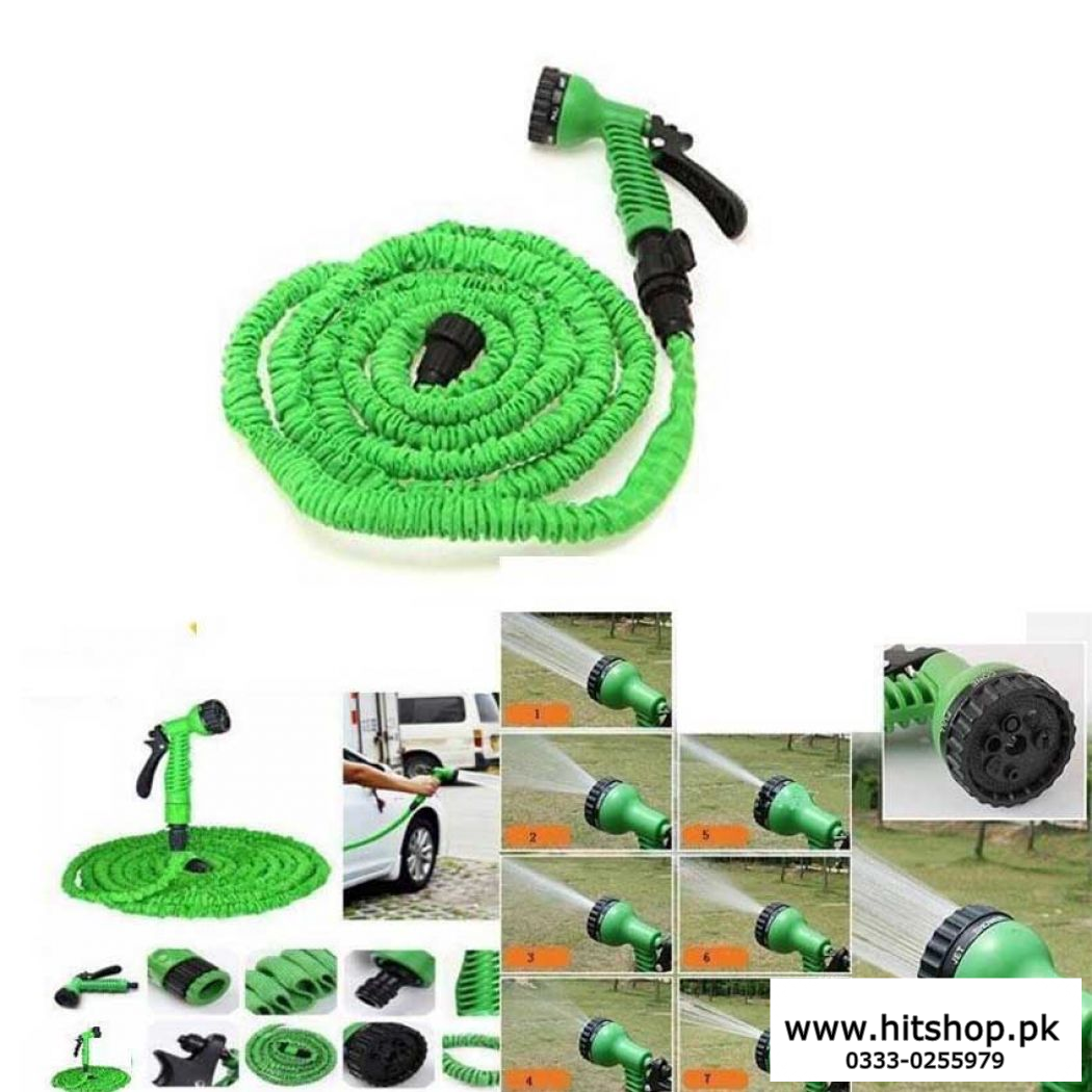 how to use magic hose
