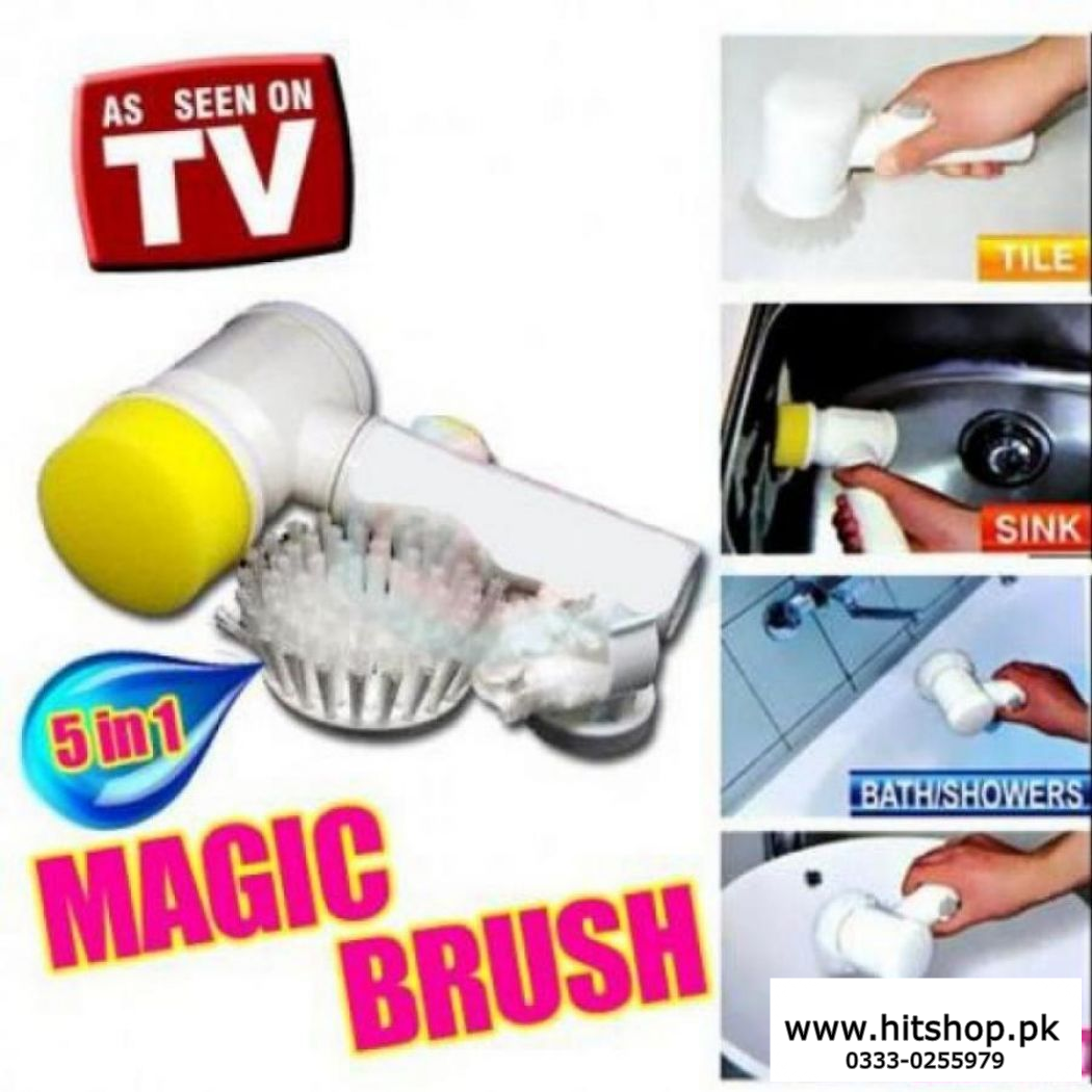 Electric Magic Brush