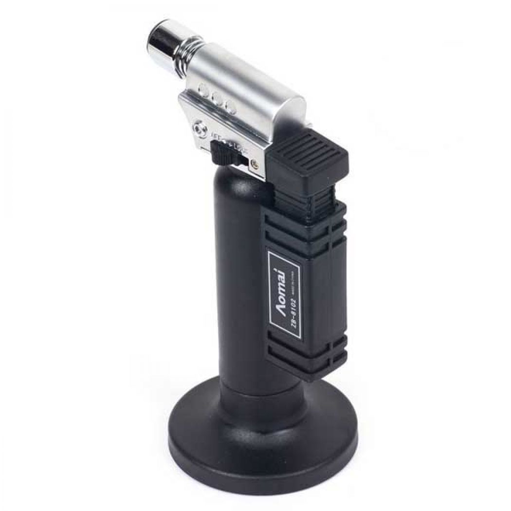 New Torch Jet Flame Cigarette Cigar Butane Gas Lig