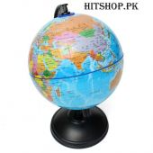 14cm Plastic Montessori Mini World Globe