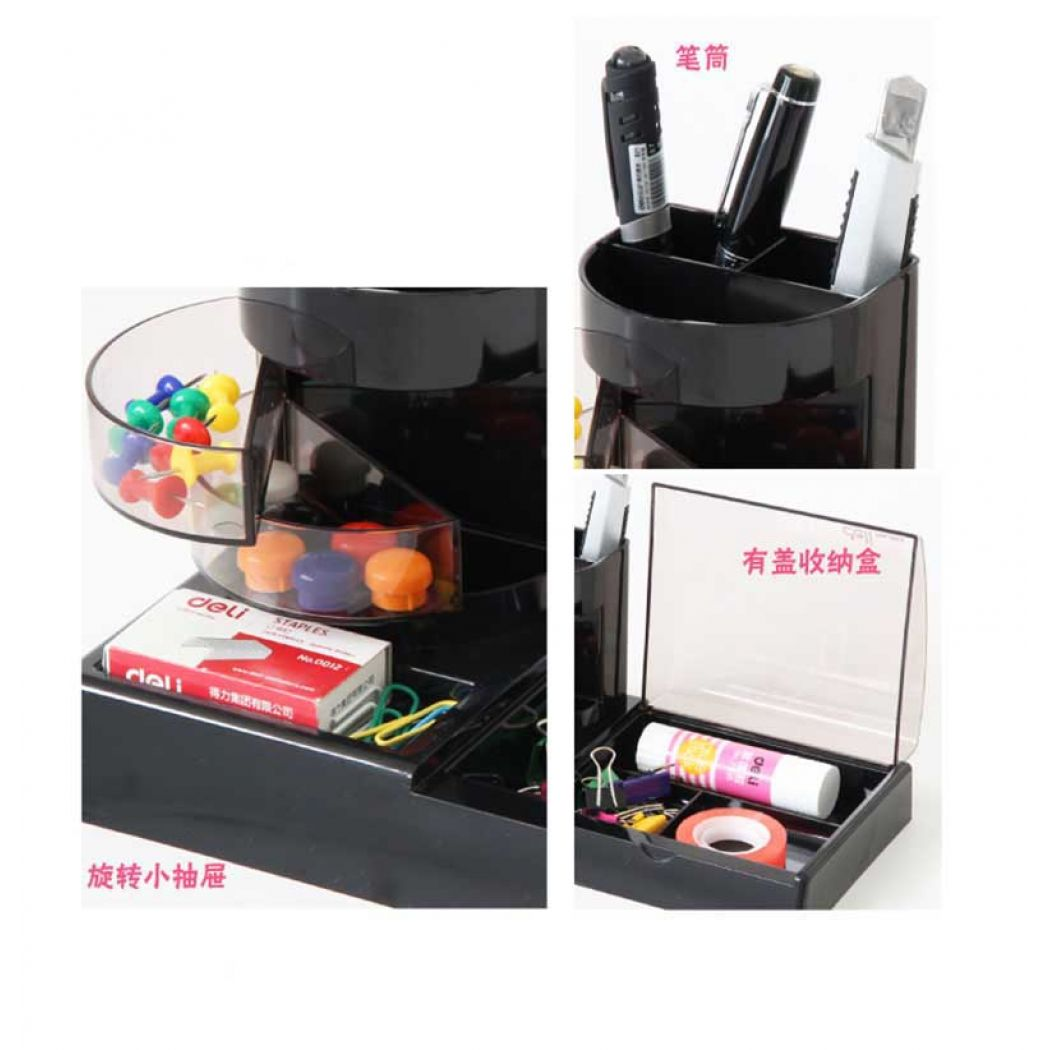 Multi-Function Pen Stand