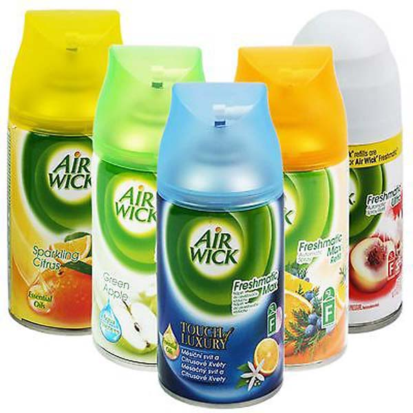 Air Wick Automatic Spray Machine With 3 Fragrances