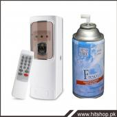 Remote Control Automatic Air Freshener Dispenser