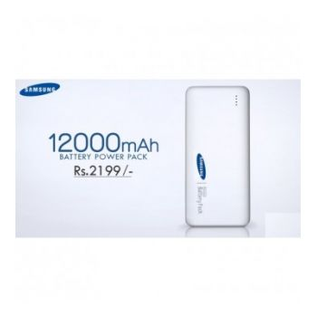 Samsung 12000 Mah Battery Power Bank
