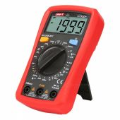 UNI-T UT33D + Portable Handheld Digital Multimeter