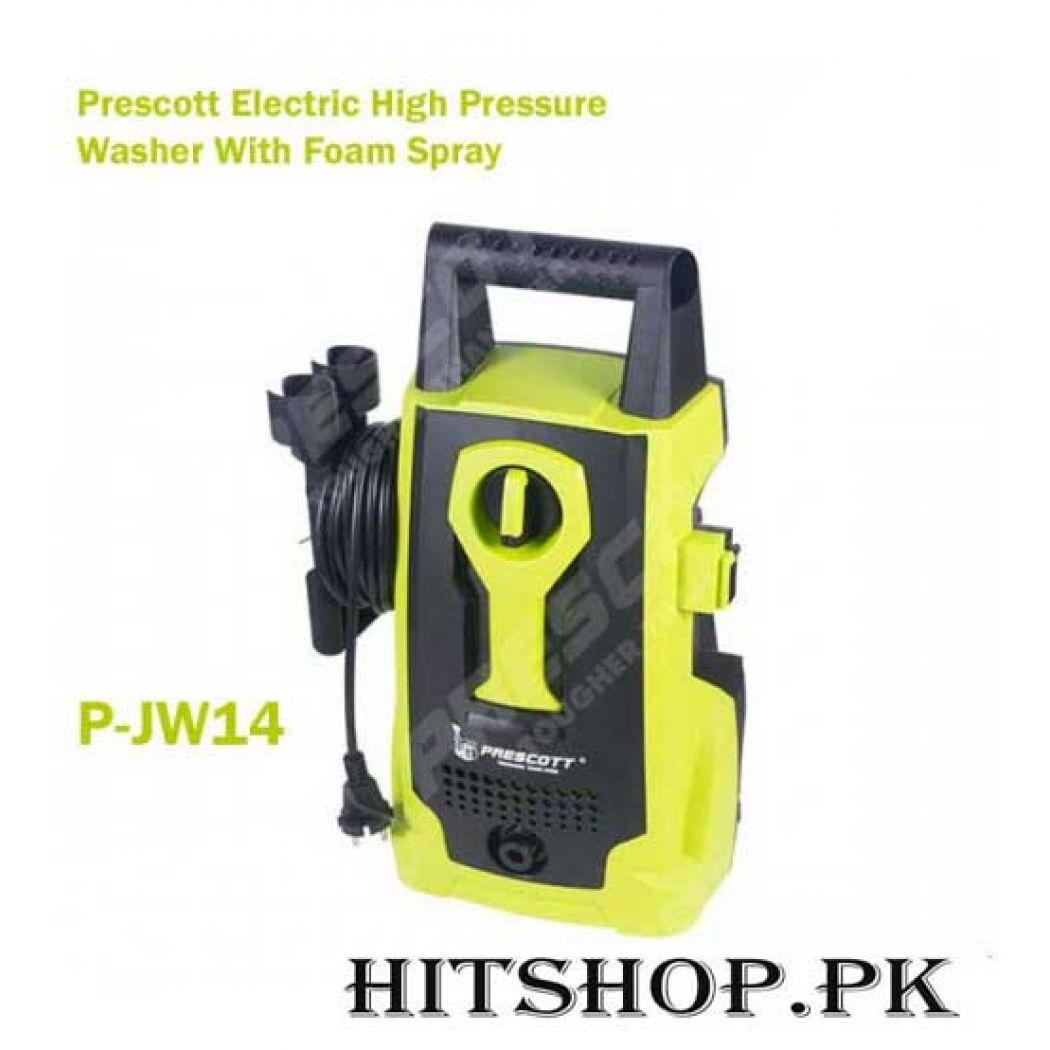 Prescott Electric High Pressure Washer With Foam S