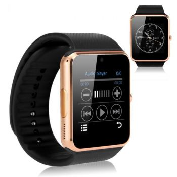 GT08 Bluetooth Smart Watch GSM Camera and Memory c
