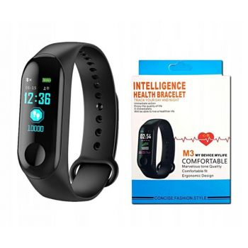 Intelligent M3 Smart Bracelet Heart Rate Monitor F