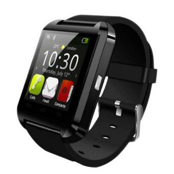U8 Smart Watch – Black