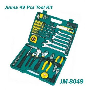Jinma 49 Pcs Tool Kit JM-8049