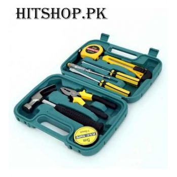 Multifunction 9 Pcs Household Tool Kit LC8009