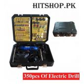 350 Pcs Electric Drill Grinder And Grinding Set