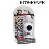 All Open 8-In-1 Multi-Purpose Can Opener And Kitch