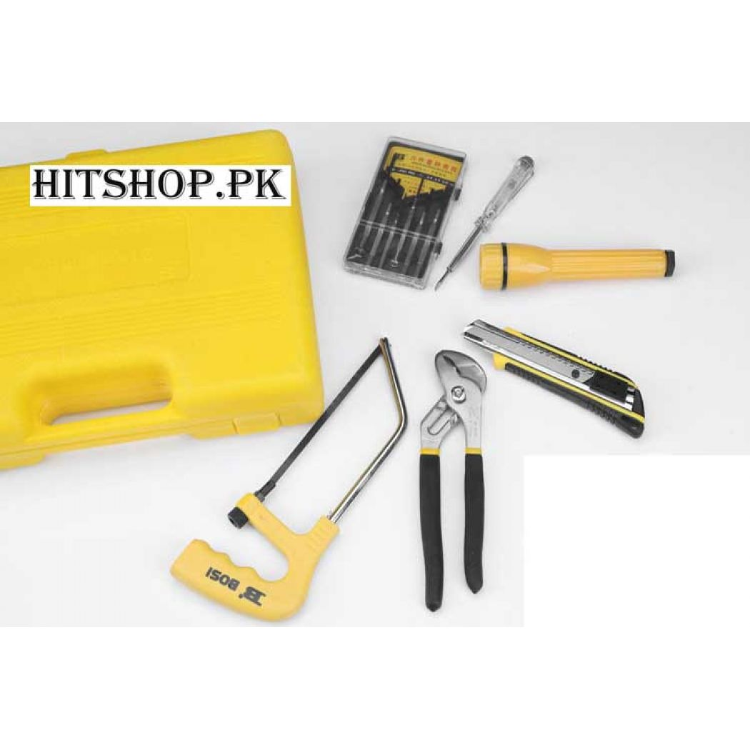 BOSI 21 Pcs Homeowner Tool Kit